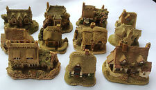 Lilliput Lane Collection of 10 pieces