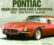 Photo Album: Pontiac Dream Cars, Show Cars and Prototypes 1928-1998 10088