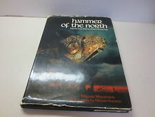 Hammer of the North Myths and Heroes of the Viking Age Magnus Magnusson hardcove