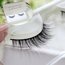 luxurious Natural Thick beauty makeup for stage soft eye lashes False eyelashes