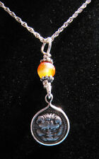 Greek Coin Necklace: Bruttium, Lion's Skin - Ancient Art & Antiquities