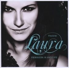 "LAURA PAUSINI ""PRIMAVERA IN ANTICIPO"" CD NEU"