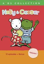 Nelly & Caesar, Vol. 1 (DVD, 2012 France Kids play nature games feelings nature)