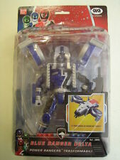 POWER RANGERS S.P.D. BLUE RANGER DELTA TRASFORMABILE