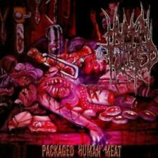 "Human Filleted ""Packaged Human Meat"" CD [BRUTAL SICK GORE DEATH METAL FROM USA]"