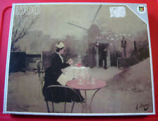 Ramon Casas PLEIN AIR 500 pc Jigsaw Puzzle Spanish Artist Catalan Modernisme