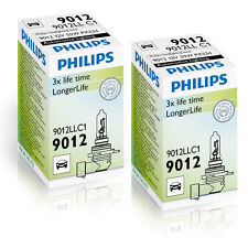 Hir2 12v 55w px22d 3x longerlife life time 2st. Philips 9012llc1 acción!!!