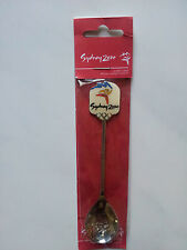 SYDNEY 2000 OLYMPIC GAMES OFFICIALLY LICENSED LOGO EMBOSSED SPOON - MINT