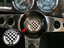 40mm Horn Push Centro Insignia De Classic fórmula Volante-Cooper Imp Mini