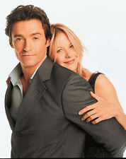 Meg Ryan and Hugh Jackman UNSIGNED photo - E905 - Stars of Kate & Leopold