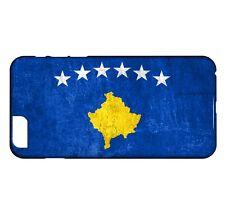 Coque iPhone Plus 7 Plus Drapeau KOSOVO 01