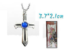 FAIRY TAIL NATSU ERZA NECKLACE CIONDOLO COLLANA CROCE GRAY FULLBUSTER COSPLAY #1