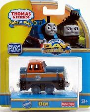 FP Thomas & Friends Take-n-Play DEN die-cast engine! magnet connectors