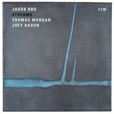 JAKOB BRO / THOMAS MORGAN / JOE BARON - STREAMS   CD NEU