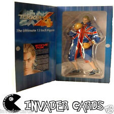 Tekken 4 Steve Fox Ultimate 12 Inch Figure Epoch New Boxed Rare Doll Collectible