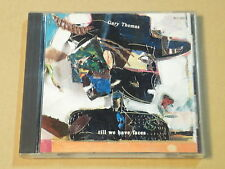 GARY THOMAS Till We Have Faces DCI-3050 JAPAN PROMO-ONLY CD o863 PAT METHENY