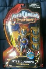 POWER RANGERS MYSTIC FORCE MYSTIC MORPH SOLARIS KNIGHT MOSC FREE S/H