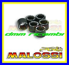Rulli MALOSSI d.17 x 12,2 gr.4,5 (6pz) per variatore 669999.B0 (669999B0) Polini