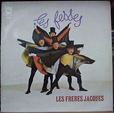 LES FRERES JACQUES LES FESSES ARION 1975  FRENCH LP