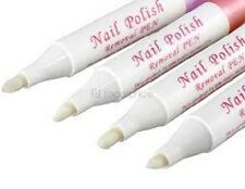 UK SELLER BUY *2 GET 1 FREE* NAIL CORRECTOR PENS POLISH REMOVER ART VARNISH PEN