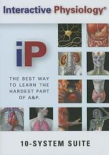 IP Interactive Physiology 10 System Suite CD Rom The best way to learn anatomy