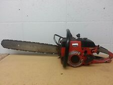 "Vintage JONSEREDS 52 CHAINSAW WITH 20"" BAR"