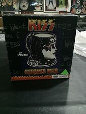 KISS 2002 Spencers ACE FREHLEY COLLECTIBLE MUG Brand New in box
