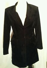 Dress Jacket Size M Made in France Droles De Dames Vintage with padded Shoulder