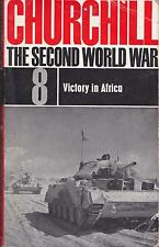 WINSTON CHURCHILL THE SECOND WORLD WAR 8 VICTORY IN AFRICA MILITARY HISTORY