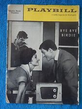 Bye Bye Birdie - Martin Beck Theatre Playbill - June 27th, 1960 - Dick Van Dyke