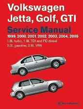 Volkswagen Jetta, Golf, GTI Service Manual: 1999-2005 1.8l Turbo, 1.9l TDI, Pd D