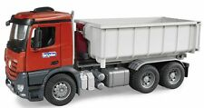 Bruder Toys MB Actros Truck w/ Roll-off Container Kids Play # 03622 NEW