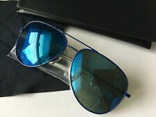 SAINT LAURENT Aviator Sunglasses 59mm - New Boxed - RRP £260