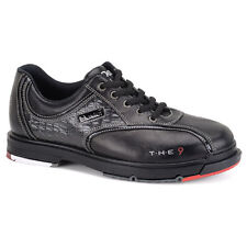 Dexter The 9 Black/Crocodile Mens Bowling Shoes Sz 8.5 MEDIUM NIB #Ships FAST!