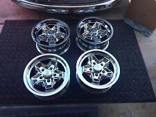 Porsche Rims Cookie Cutters Chromed (ready To Ship)1 Set Left