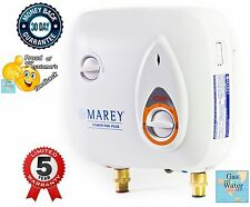Marey 2GPM 8.8kw Electric Tankless Water Heater Point of Use 220V Point of use