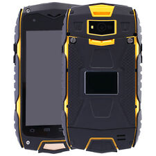 "4"" Waterproof Discovery V11 SmartPhone Android 5 3G WiFi Rugged Mobile Phone GPS"