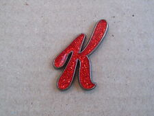 K is for KETAMINE HAT PIN-not getter,eoto,sts9,eoto,pin,rave,bassnectar,lsd,dmt