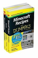 Minecraft Recipes for Dummies by Cordeiro (2014, Paperback)