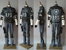 Resident Evil: Afterlife  Leon·Scott·Kennedy  cosplay costume custom any size