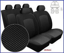 Tailored Full Set Seat Covers For Nissan Qashqai 2007 - 2013 (BL)