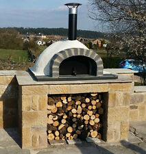 ★ Wood-Fired Pizza Oven ★ Pre-built ★ Italianoforni ★ UK's Best Seller