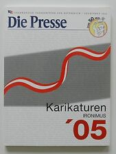 Die Presse Karikaturen Ironimus 2005 Band 50
