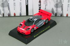McLaren F1 GTR No.44 LM 1997 1/64 Kyosho Racing Minicar Collection Japan ltd