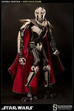 Star Wars GENERAL GRIEVOUS 1/6 scale figure~Sideshow~Scum~100027~Darth Vader~NIB