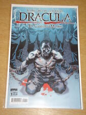 DRACULA THE COMPANY OF MONSTERS #1 BOOM STUDIOS VARIANT COVER B BUSIEK