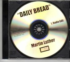 (EX644) Martin Luther, Daily Bread - 2006 DJ CD
