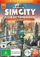 SimCity: Cities of Tomorrow Expansion Pack - Download Code - PC/Mac