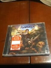 soulfly archangel 2015 nuclear blast records factory sealed groove metal
