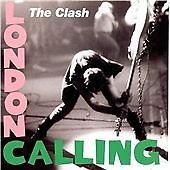 "THE CLASH -LONDON CALLING (2013 ""VINYL REPLICA"" 2 CD REMASTER) ""GUNS OF BRIXTON"""